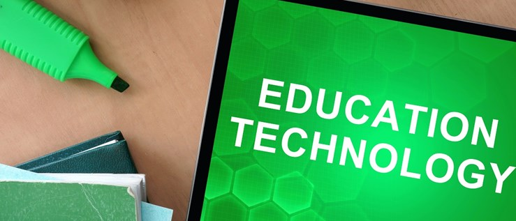 Education technology feature